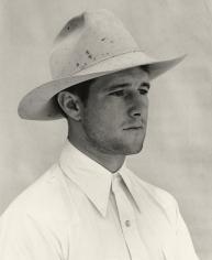 Kurt Markus, John Harrison, Elko, Nevada, 1981
