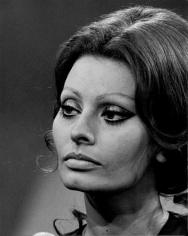 Ron Galella, Sophia Loren, ABC TV Studios, New York, 1970