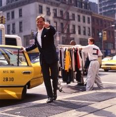 Harry Benson, Tommy Hilfiger, New York, 1996