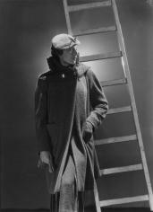 George Hoyningen-Huene, Model with Ladder, c.1935, Vintage Print