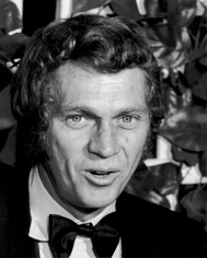 Ron Galella, Steve McQueen, 27th Annual Golden Globe Awards, Ambassador Hotel, Los Angeles, 1970