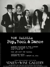 Ron Galella, Exhibition Invitation