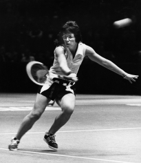 Ron Galella, Billie Jean King, Philadelphia, PA, 1974