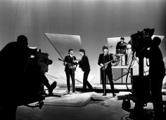 Harry Benson, The Beatles on the Ed Sullivan Show, New York, 1964
