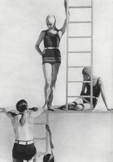 George Hoyningen-Huene, Lelong Bathing Suits, 1929