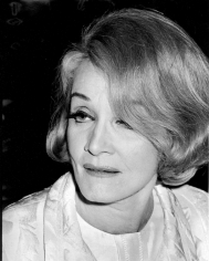 Ron Galella, Marlene Dietrich, Rainbow Room, New York, 1967