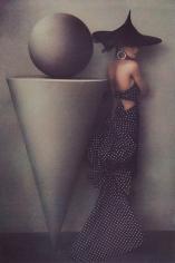 Sheila Metzner, Uma. Patou Dress. 1986