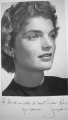 Horst, Jackie Kennedy