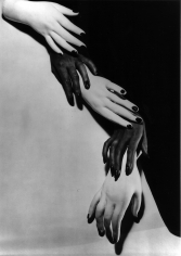 Horst P. Horst, Hands, Hands..., New York, 1941