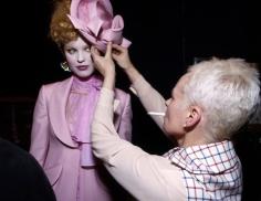 Harry Benson, Vivienne Westwood, Paris, 1993