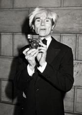Ron Galella, Andy Warhol, New York, 1985