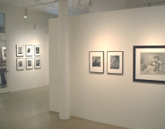 Andre de Dienes, Exhibition View