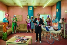 David LaChapelle,  Elton John: Someone Save My Life Tonight, 2017