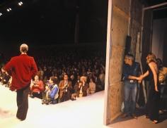 Harry Benson, Ralph Lauren Backstage,1983