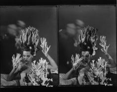 Herbert Matter, Model with Coral