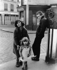 Robert Doisneau, Les Gosses de la place Hébert (The Kids at the Place Hébert), Paris, France, 1957