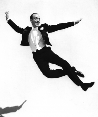 Andre De Dienes, Fred Astaire,  Hollywood, California, 1938