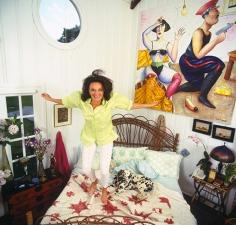 Harry Benson, Diane von Furstenberg, 1991