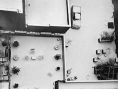 Andre Kertesz, MacDougal Alley, 1965
