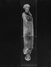 George Hoyningen-Huene, Reflection: Vogue's Eye View of the Mode (Mrs. Hubbell), 1930
