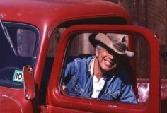 Harry Benson, Ralph Lauren, Double RL Ranch, San Juan Mountains, Colorado, 1983