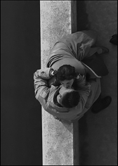 Frank Horvat, Paris Couple, 1955