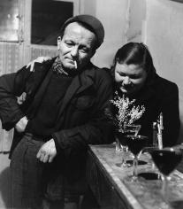 Robert Doisneau, Mimosa de Face, 1953