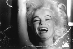 Bert Stern, Marilyn Monroe: From The Last Sitting, 1962 (Diamonds, laughing)