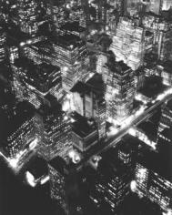Bernice Abbott, Nightview, New York, 1932
