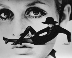Gosta Peterson,  Twiggy, The New York Times, 1967