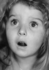 Robert Doisneau, L'Enfant Eblouie, 1951