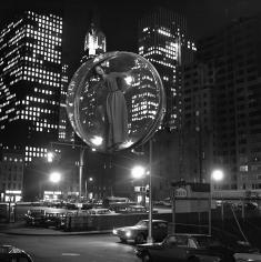 Melvin Sokolsky, Free Bubble Parking, New York, 1963