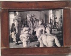 "Deborah Turbeville, Statues, from ""Unseen Versailles"", 1980"