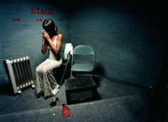 David LaChapelle,  Whitney Houston: But Now I See, New York, 2000