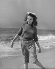 Andre de Dienes, Norma Jeane (Marilyn Monroe), California, 1945