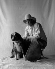 Kurt Markus, Brian Thomas, Oro Ranch, Prescott, Arizona, 1986