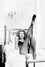 Pamela Hanson, Eva, German Marie Claire, Paris, 1991