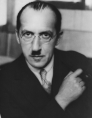 Andre Kertesz, Piet Mondrian, 1926
