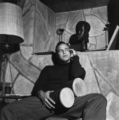 Sid Avery, Marlon Brando, 1955