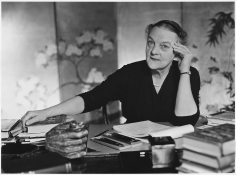 Louise Dahl-Wolfe, Mrs. Eugene Meyer (Agnes Elizabeth Ernst), circa 1945