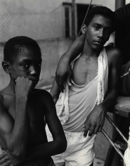 Kurt Markus, Boxers, Havana, Cuba, 1993
