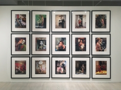 Richard Avedon, Exhibition View