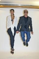 Harry Benson, Michael Kors and Chanel Iman, New York, 2010