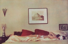 Sheila Metzner, Jill in Our Bedroom. 1984