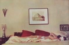 Sheila Metzner, Jill in Our Bedroom. 1984