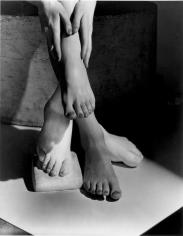 Horst P. Horst, Barefoot Beauty, NY, 1941