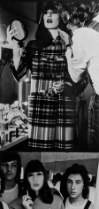 Bob Richardson, Angelica Huston, Paris VOGUE, 1972