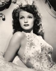 """A.L. (Whitey) Schafer, Rita Hayworth in """"You Were Never Lovelier"""", 1942"""