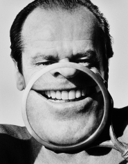 Herb Ritts, Jack Nicholson, Los Angeles, 1986