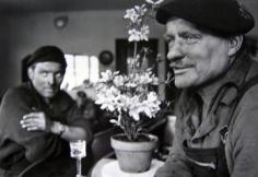 Robert Doisneau, Monsieur Gabrillargues, Charbonnier, 1971